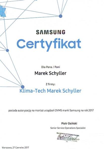 certyfikat-samsung-dvmsorig