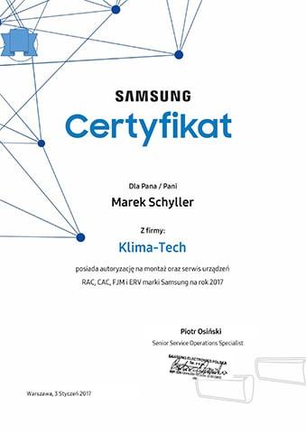 certyfikat-samsung-rac-cacorig